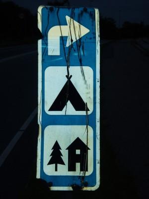 Telt eller vandrehjem? Enkelt valg - vandrehjem i natt også!