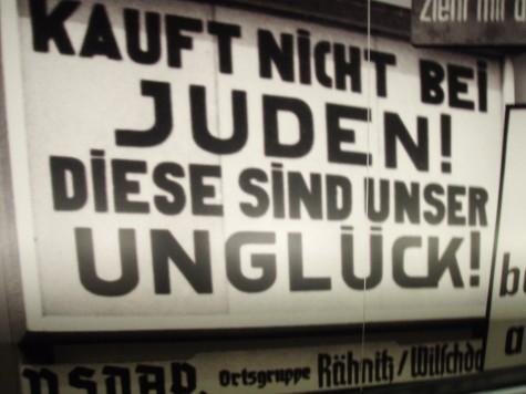 Tyske jøder var de best assimilerte i verden og utgjorde 0,76% av den tyske befolkning.