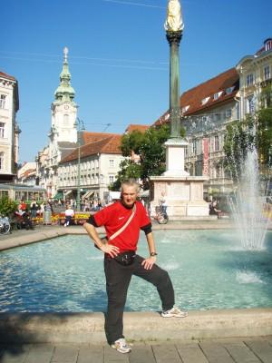Godt å være turist for en dag!