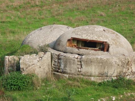 Det ble bygget over 700 000 bunkere i Albania!