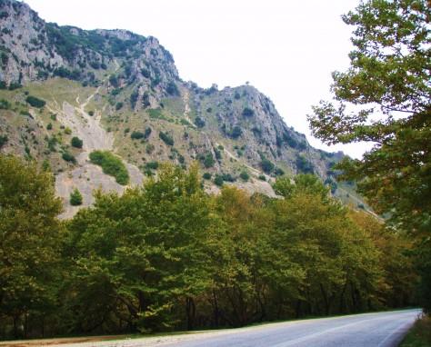 Fin natur i Hellas!