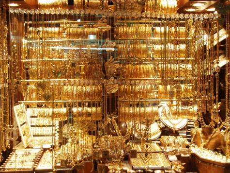 Ikke gull alt som glitrer!