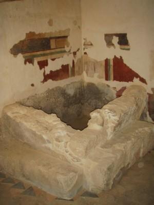Kong Herodes sitt badekar, tro?