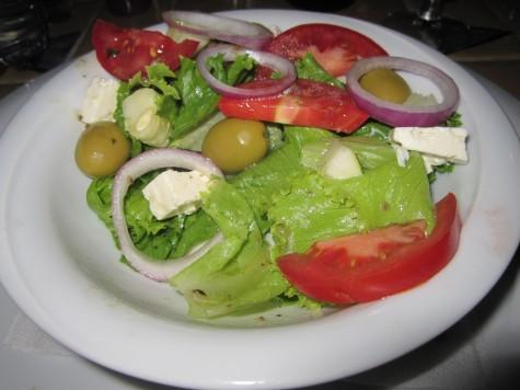 Se salat! Beviset på at jeg ikke lever kun av cola, øl og snus!