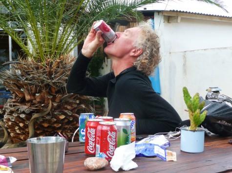 Noen ganger er man fryktelig tørst!