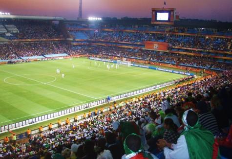 Stor spenning i kampen USA – Algerie!