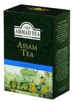 Tea Assam what sort of drink is high society  Assam black tea and