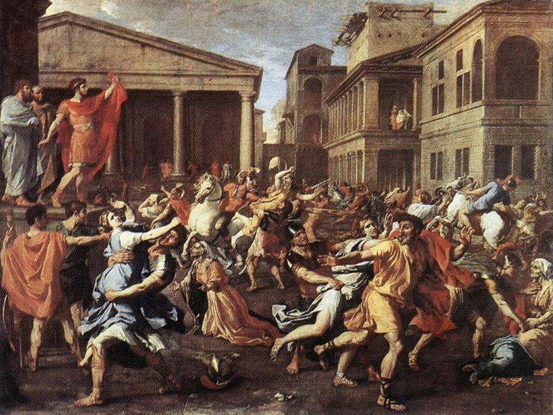 Evropy vydávají z Říma na N oa protože ta kámoška jim dohazuje oběti a asi zrovna nemá koho dohodit, tak zařídí.
