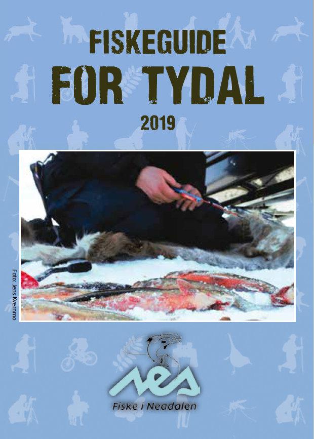 Fiskeguide for Tydal
