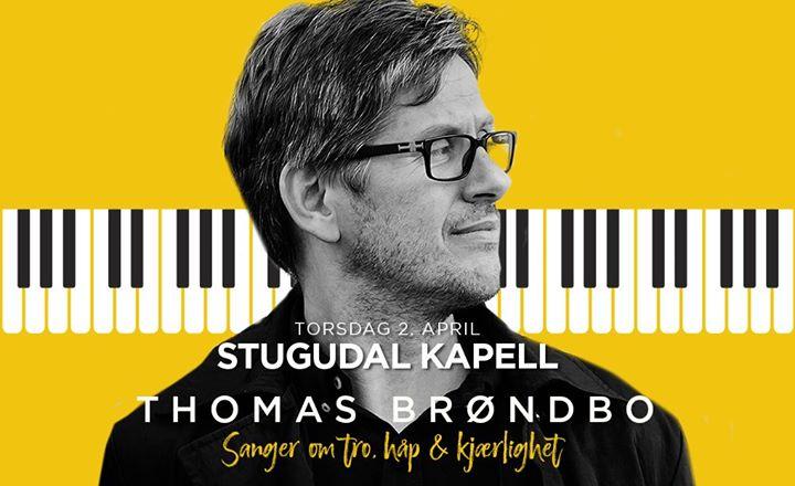 Konsert med Thomas Brøndbo