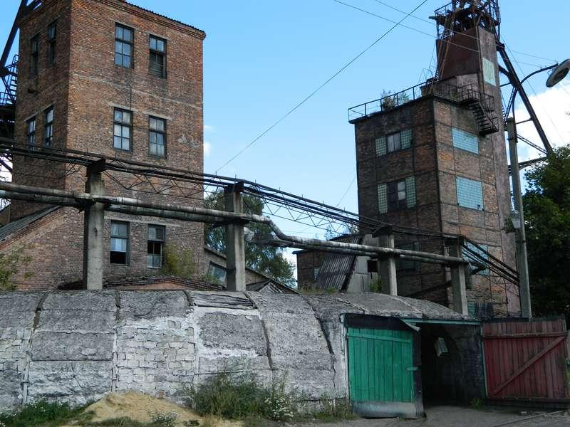 шахта №1