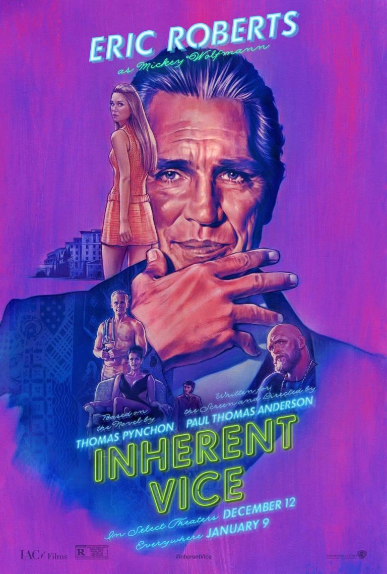 Inherent Vice (2014) 性本惡 – 狂人影癡