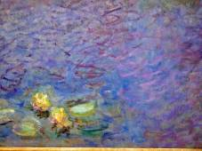 Section of Monet's Water Lilles.