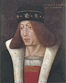 James II of Scotland was killed when the cannon he was loading exploded.