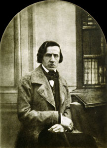 1848 Chopin's last public performance.