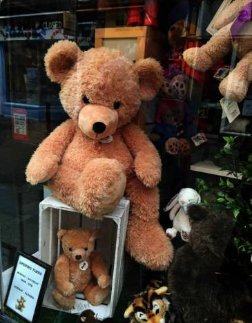 First teddy bear 1903