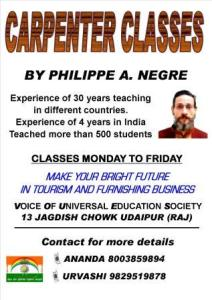 CARPENTER CLASS UK NGO