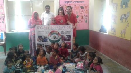MARUWAS ANGAL WADI GIFT FOR THE CHILDREN DAY