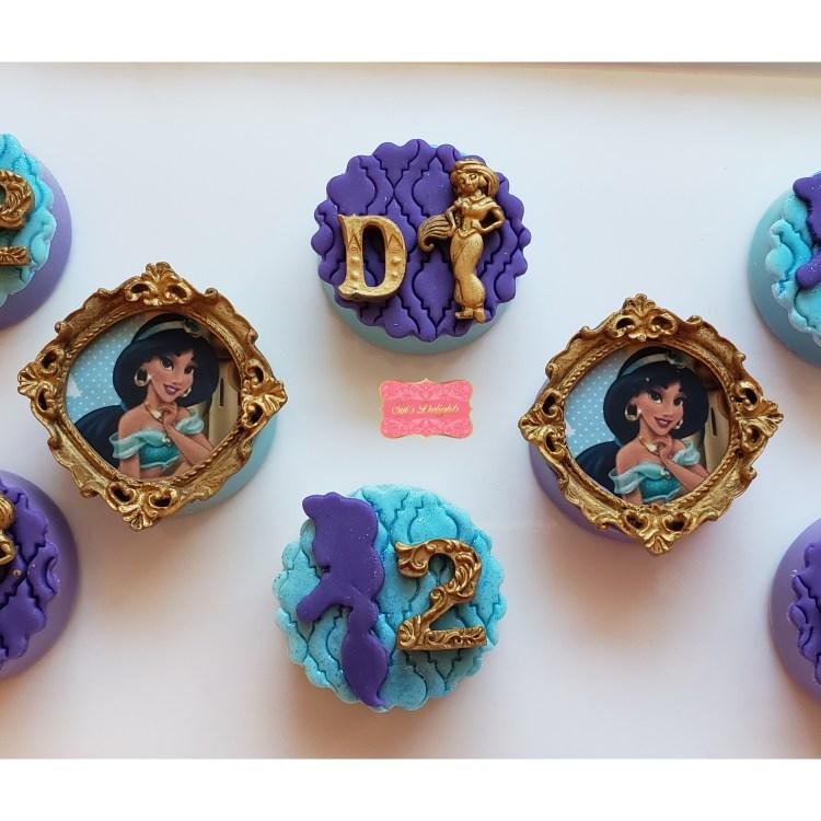 Jasmine Oreo cookies