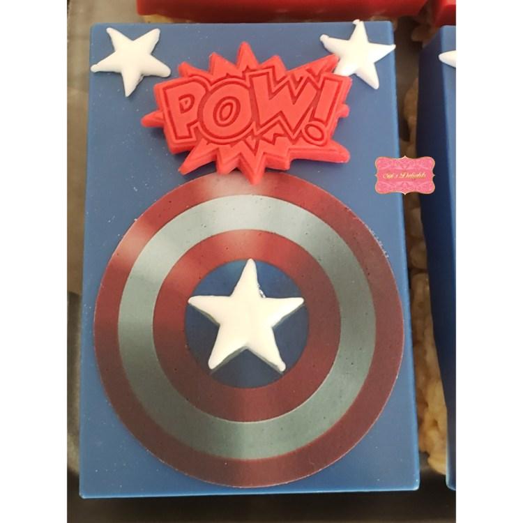 The Avengers RKT