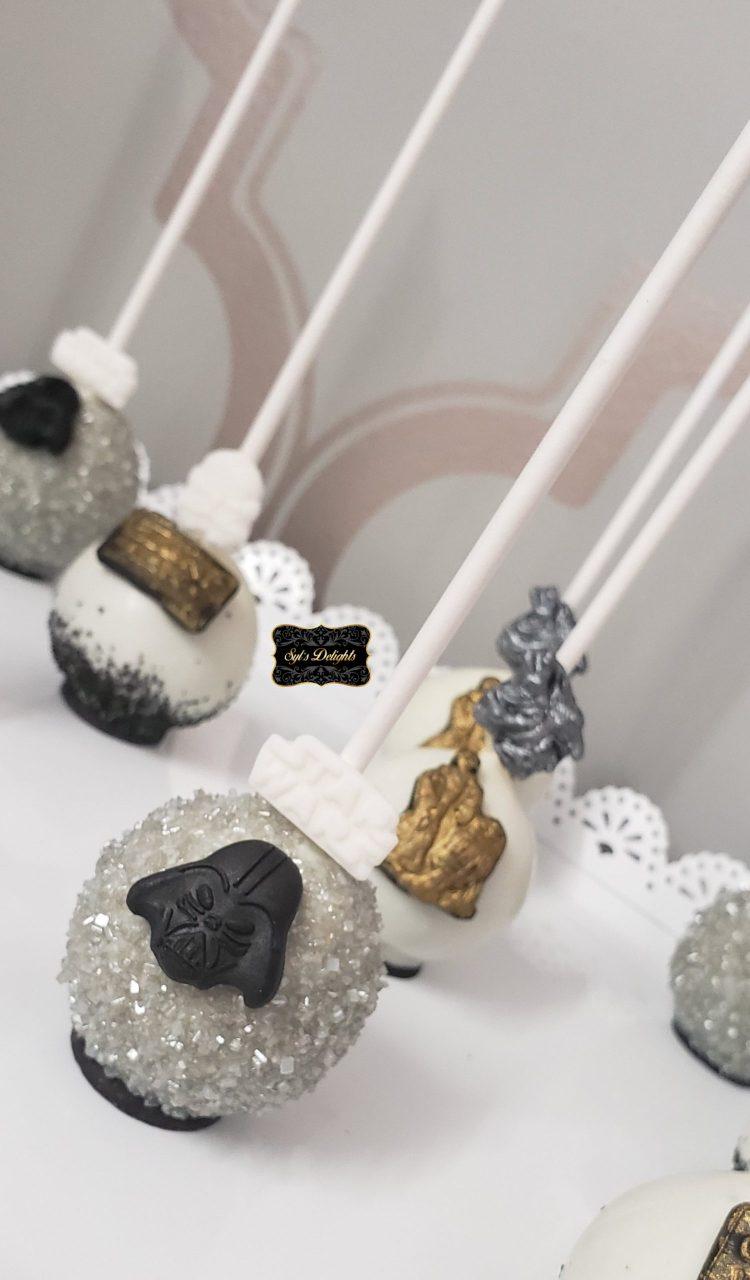 Starwars Cakepops