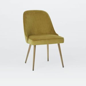 mid-century-upholstered-dining-chair-velvet-1-c