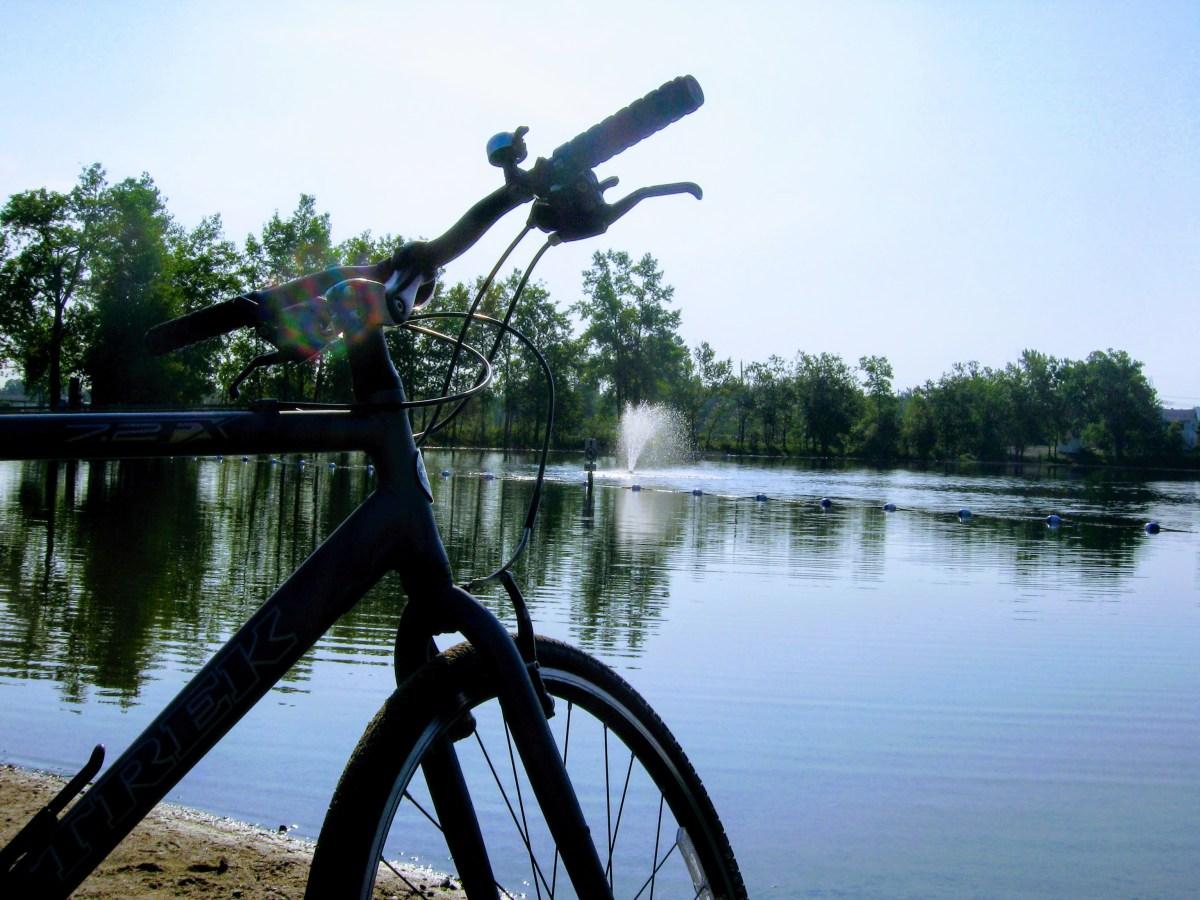 Vélo, boulot, dodo : à tous les jours durant la période estivale