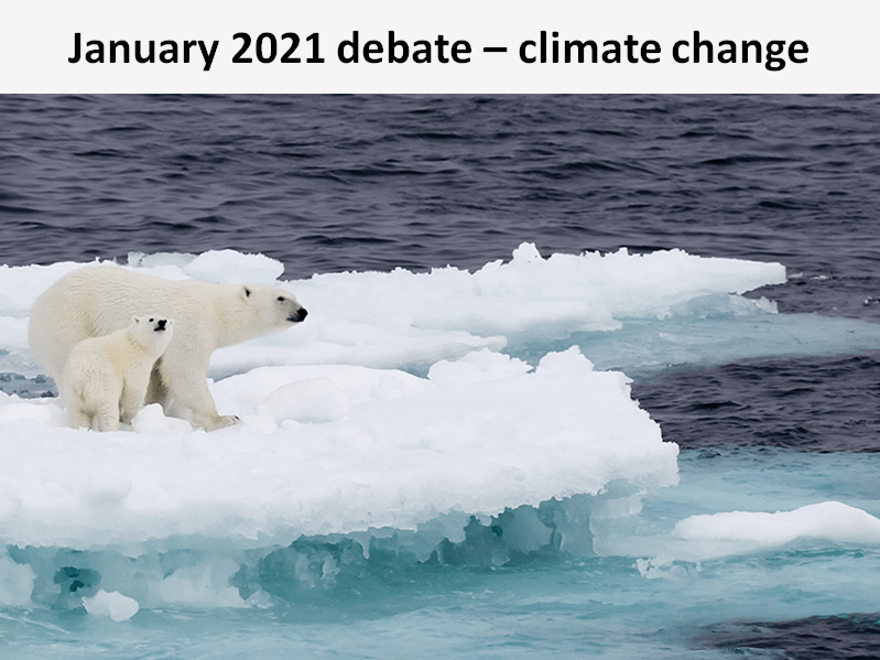 In this climate change debate, the Sylvans considered whether the UK will hit its 2030 climate targets, and concluded they are not realistic.