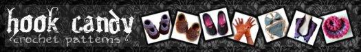 Hook Candy Crochet Patterns