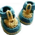 Baby Sandal Booties