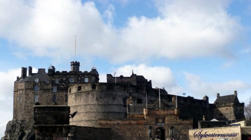 Edinburgh Castle by Sylvestermouse