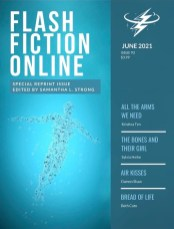 """Flash Fiction Online, Special Reprint Issue, June 2021 — """"The Bones and Their Girl"""""""