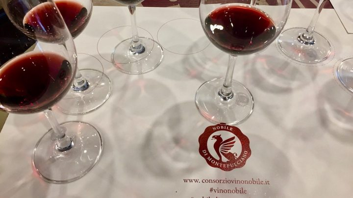 Presentatie en wijnproeverij Vino Nobile