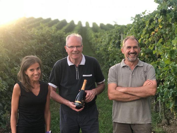Vincenzo Toffoli wijngaarden