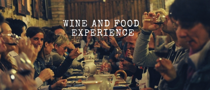 Wine and Food experience