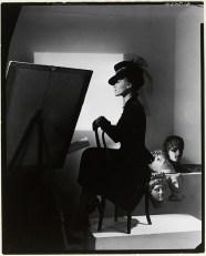 horst_hat_dressHat and coat-dress by Bergdorf Goodman, modelled by Estrella Boissevain, 1938. © Condé Nast:Horst Estate