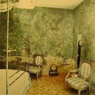 horst_rothschildBaroness Pauline de Rothschild at her apartment in Paris, 1969, © Conde Nast:Horst Estate
