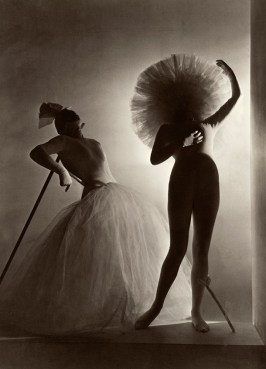 horst_daliSalvador Dalí's costumes for Leonid Massine's ballet Bacchanale, 1939. © Condé Nast:Horst Estate