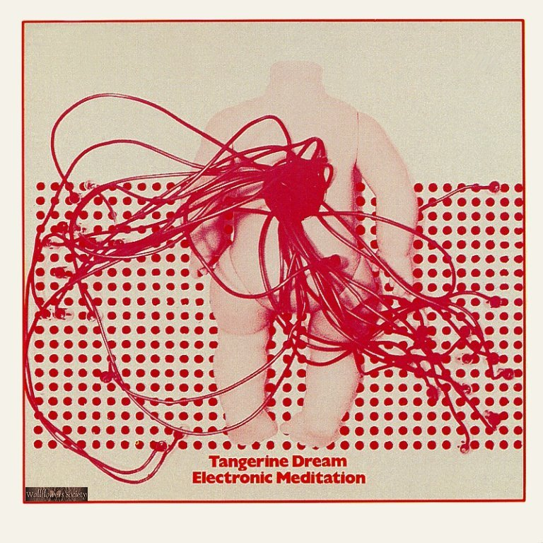 Tangerine Dream Eletronic Meditetion
