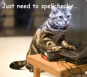 Image result for cat writing