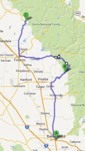 Bakersfield - Oakhust