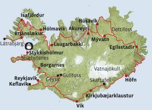 Grosse Island-Rundfahrt