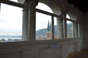 Aussicht vom Martinsturm