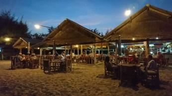 Restaurant Direkt am Strand