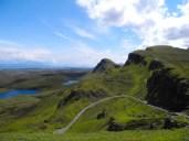 nterwegs in den Highlands