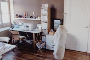 atelier couture Lyon. couture Lyon, couturière robe de mariée