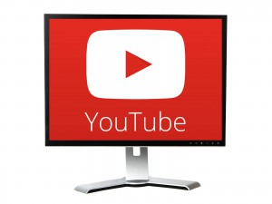 To youtube αλλάζει λογότυπο