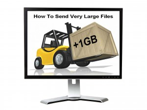 Πώς να μεταφέρω μεγάλα αρχεία
