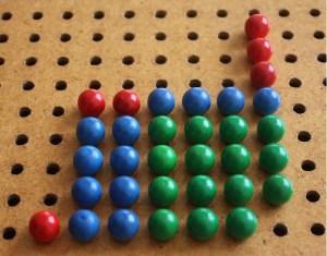 Une multiplication.