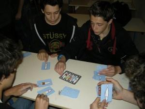 Lycée Montessori Athéna élèves de lycée